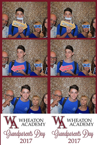 "Wheaton Academy ""Grandparents Day"" 2017"