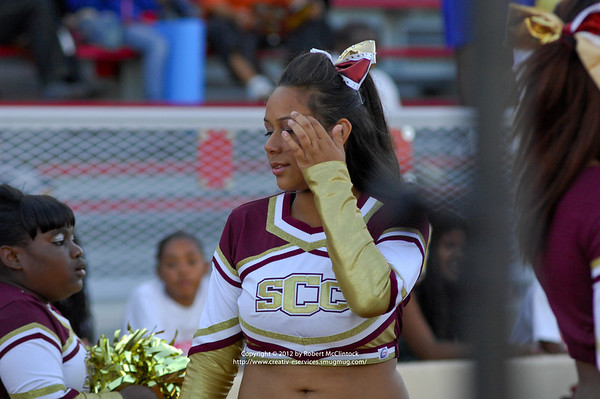 American River College: Cheer -- 09/07/12
