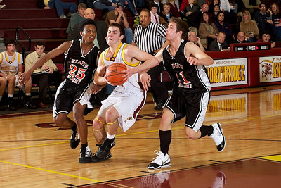 2.2011 Basketball: Senior Night