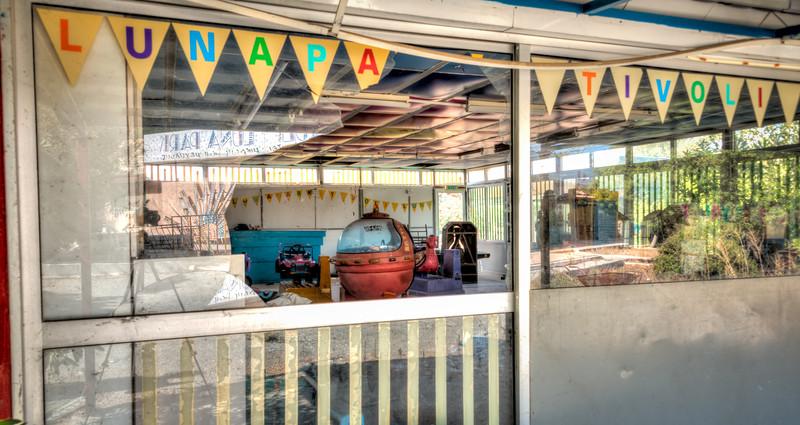 Tivoli - Nicosia's Forgotten Luna Park