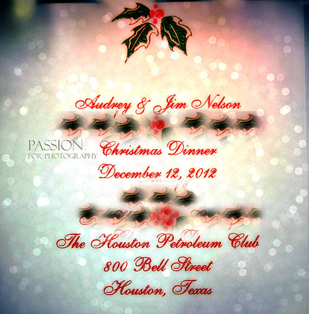 2012 Mr. & Mrs. Nelson Petroleum Club