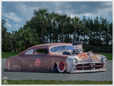 1949 Ford Rat Rod Bob Bauman