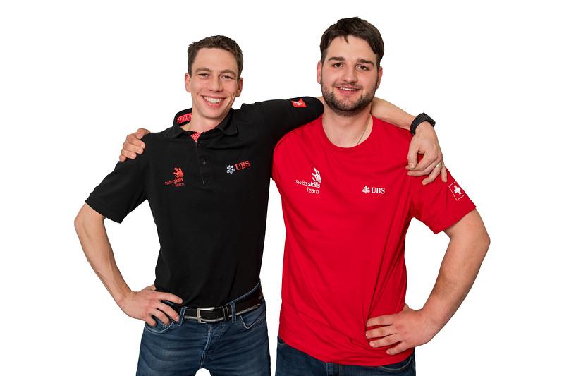 EuroSkills Team 2020