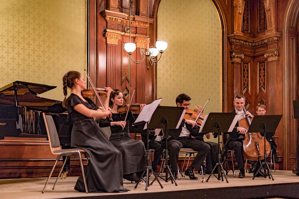 Vienna Chamber Orchestra, Vienna, Austria