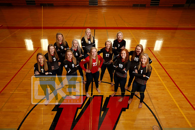 Westby volleyball VB18