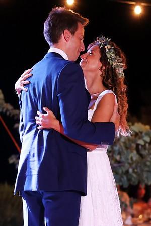Alex & Telenia wedding