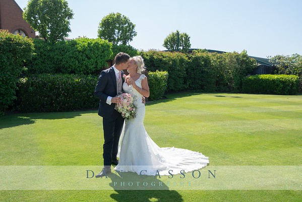 Donia & Tom.  STOCK BROOK COUNTRY CLUB