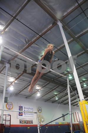 JAG Team Level 5 Gymnastics 2010