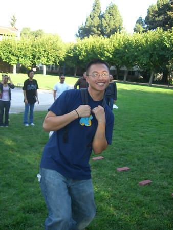 Wall Challenge - Brotherhood Fellowship (10/22/06)