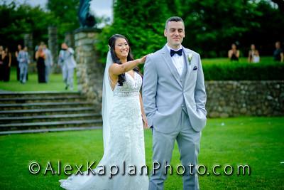 Wedding at Paramount Country Club, New City, NY by Alex Kaplan Photo Video Photobooth