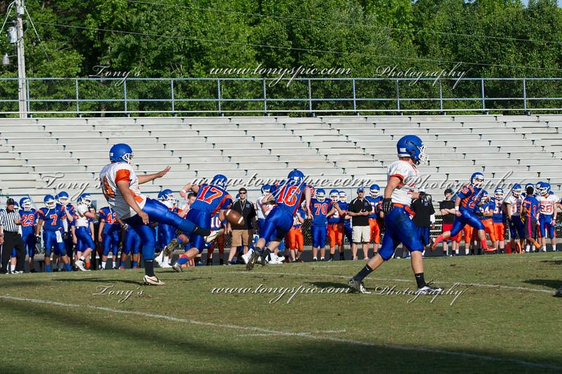 Orange and Brue game 19 May 2014
