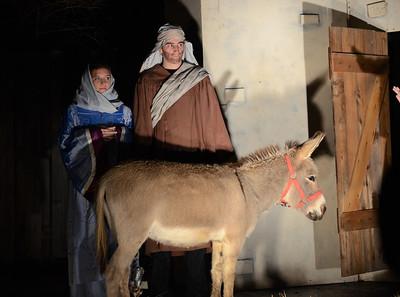 2012 Drive-Thru Nativity