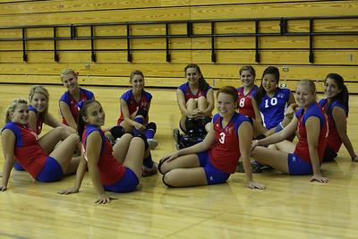 2010 FHS Varsity Volleyball