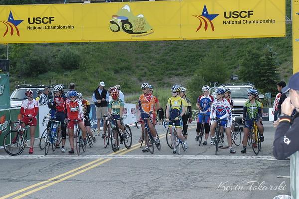 USCF Junior National Road Race Championships, Park City, Utah, June 23, 2005-JW17-18