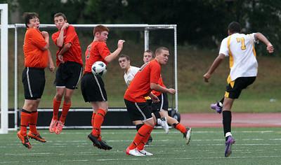 Beverly vs. Bishop Fenwick Boy's Soccer