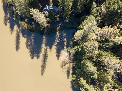 Lake Madrone dredging
