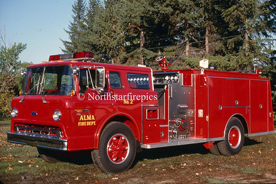 Alma Fire Department