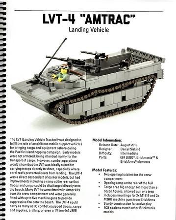 LVT-4 (Custom Built from Plans)