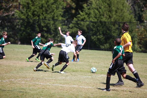 Dacula Soccer 09 24 11