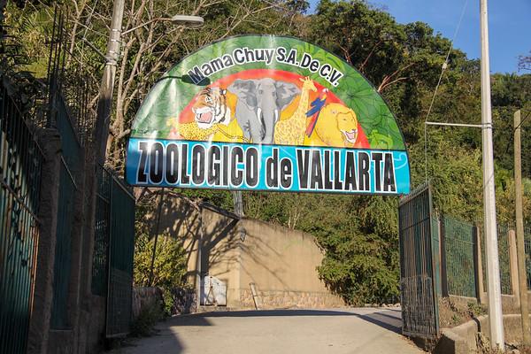 Puerto Vallarta Zoo adventures, Mexico - January 2011