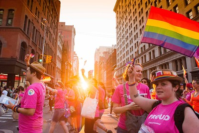 2017 Pride NYC
