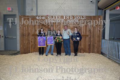 2013 Klein ISD Livestock Show Auction 2