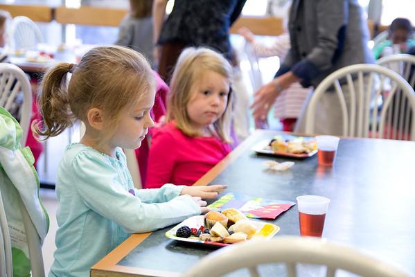 Preschool/JK B-Breakfast