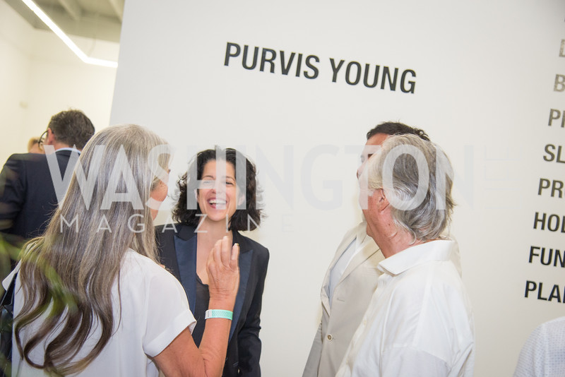 Jennifer Rubell, Rubell Collection, VIP Preview,  Art Basel, Miami Beach, December 2018. Photo by Ben Droz.