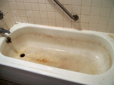 Refinished Steel Bathtubs