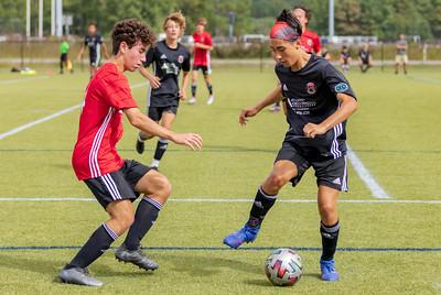 10Oct21 Beach FC Batistuta -vs- Beach FC 06 Red