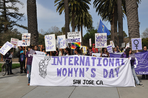 International Womyn's Day