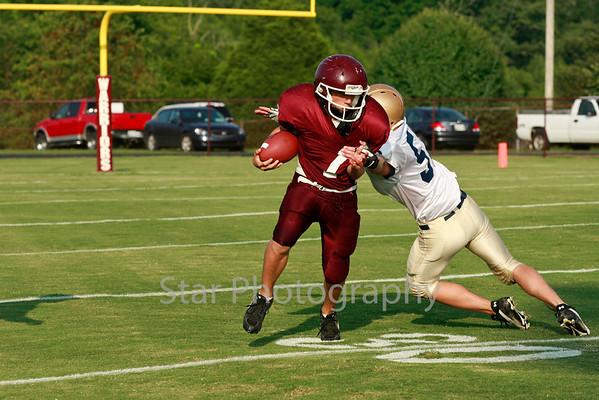 HVMS Football 08-24-10