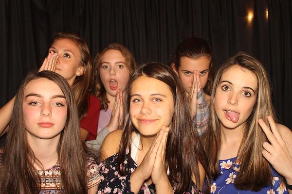 Cassidy's Graduation Party