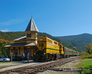 New Hampshire Train Depots