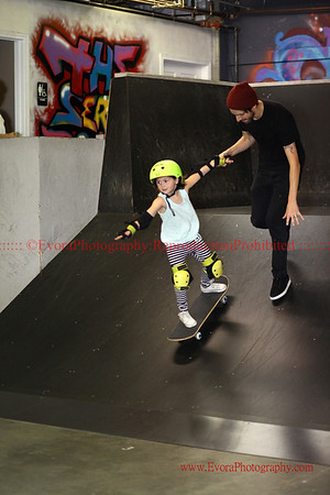 Skate Like A Girl. 10-23-2014 Seattle Event