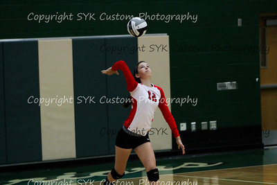 WBHS JV Volleyball vs Minerva