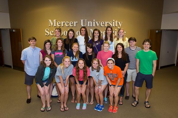 Mercer on MIssion Honduras 2015
