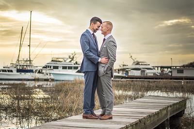 Michael & Matthew, Married! {1-27-18}