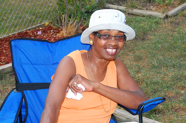 Photos for Jimmy. Cookout at the Howard's 2012