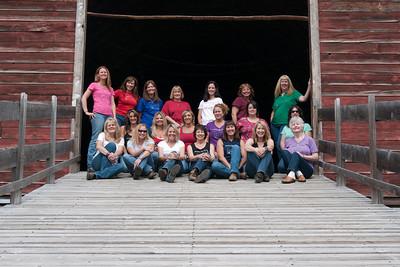 Giddy Up Girls 2012