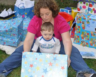 Joshua and the Birthday Presents