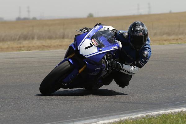 7 Yamaha Blue