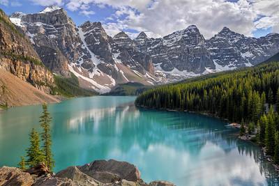 Canada Rockies, July 2012
