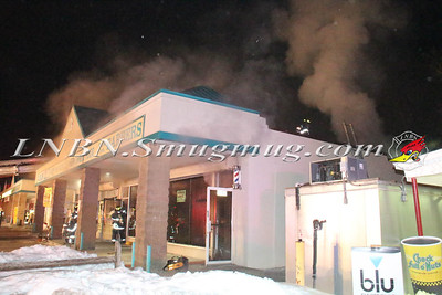 Deer Park F.D. Commercial Building Fire 2148 Deer Park Ave. 2-12-15