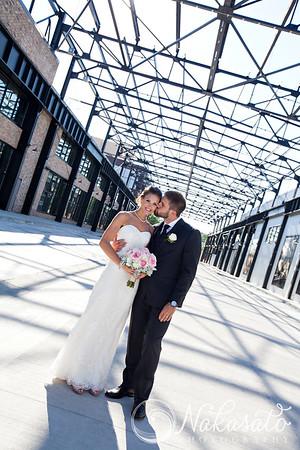 Kara & Roman {wedding day}