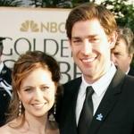 Jenna Fischer John Krasinski Golden Globes