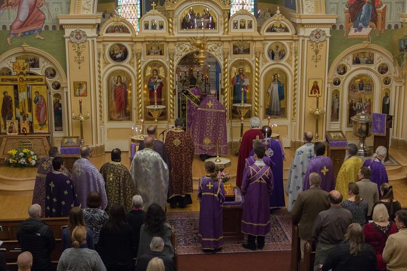 Orthodoxy Sunday Vespers 2017