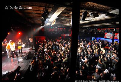 Recital La Trastienda  8 7 2012