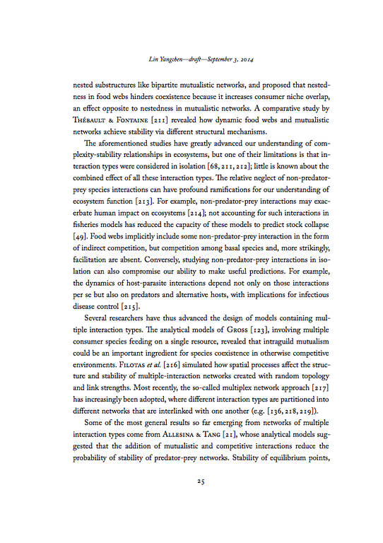 page layout Adobe Caslon Pro text typesetting