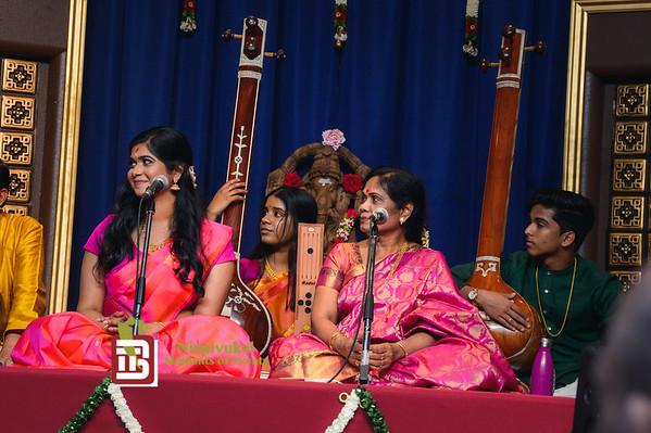 Keethan Vivekananthan Arangetram ( Miruthangam)